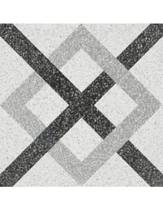 Lido White Cross 22,3x22,3